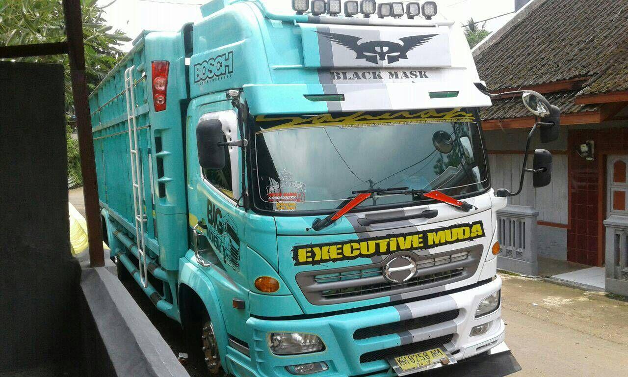 Modifikasi Mobil Hino Jakarta Modifikasi Mobil Mobil Truk Besar