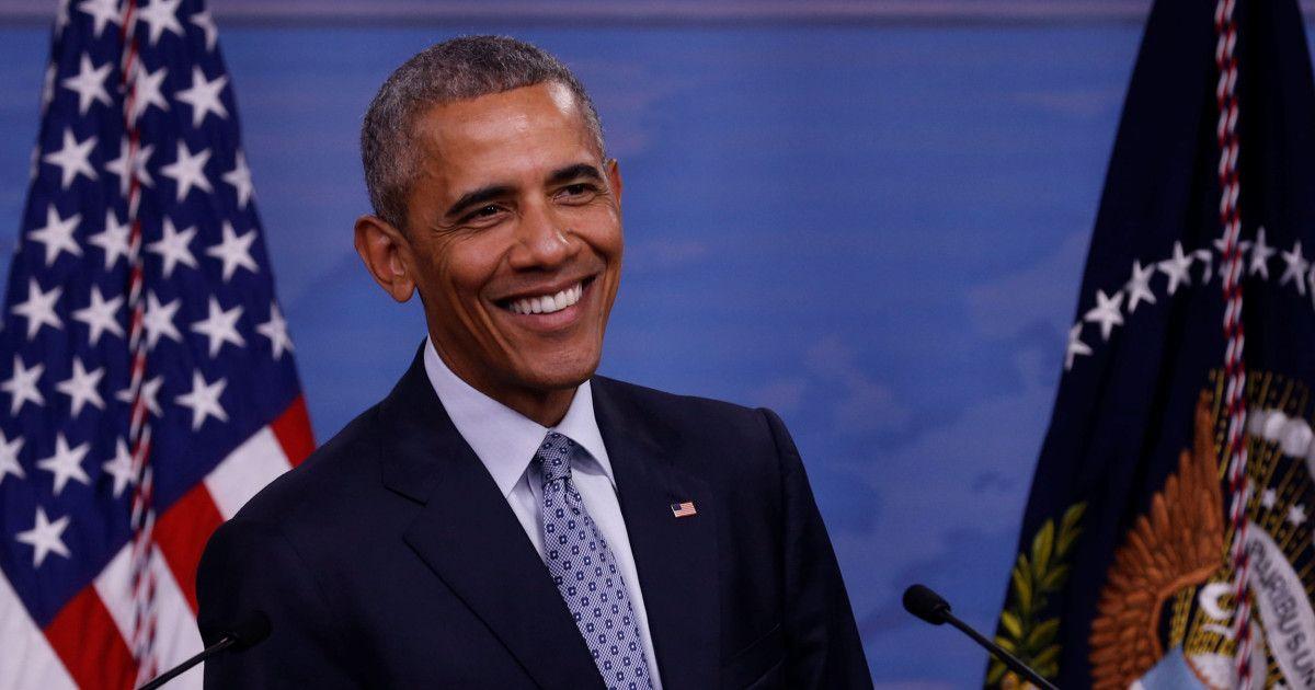 USAs president Barack Obama sier påstanden fra den republikanske presidentkandidaten Donald Trump om at høstens valg vil bli rigget, er «latterlig».