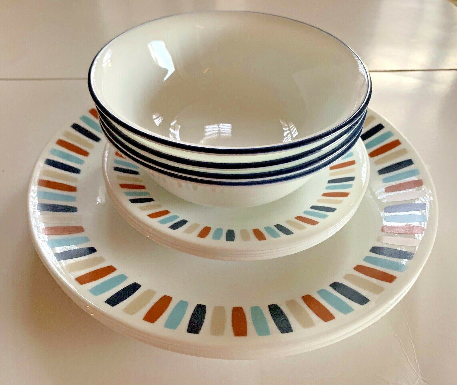 Corelle Livingware Payden Pattern Dinnerware  - Dinnerware - Ideas of Dinnerware #Dinnerware #casualdinnerware Corelle Livingware Payden Pattern Dinnerware  - Dinnerware - Ideas of Dinnerware #Dinnerware #casualdinnerware