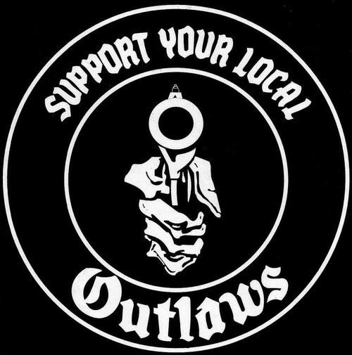 Outlaws Mc Support Gear