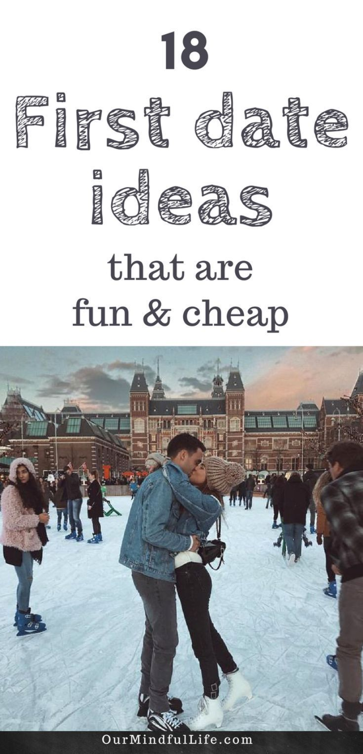 Inexpensive first date ideas