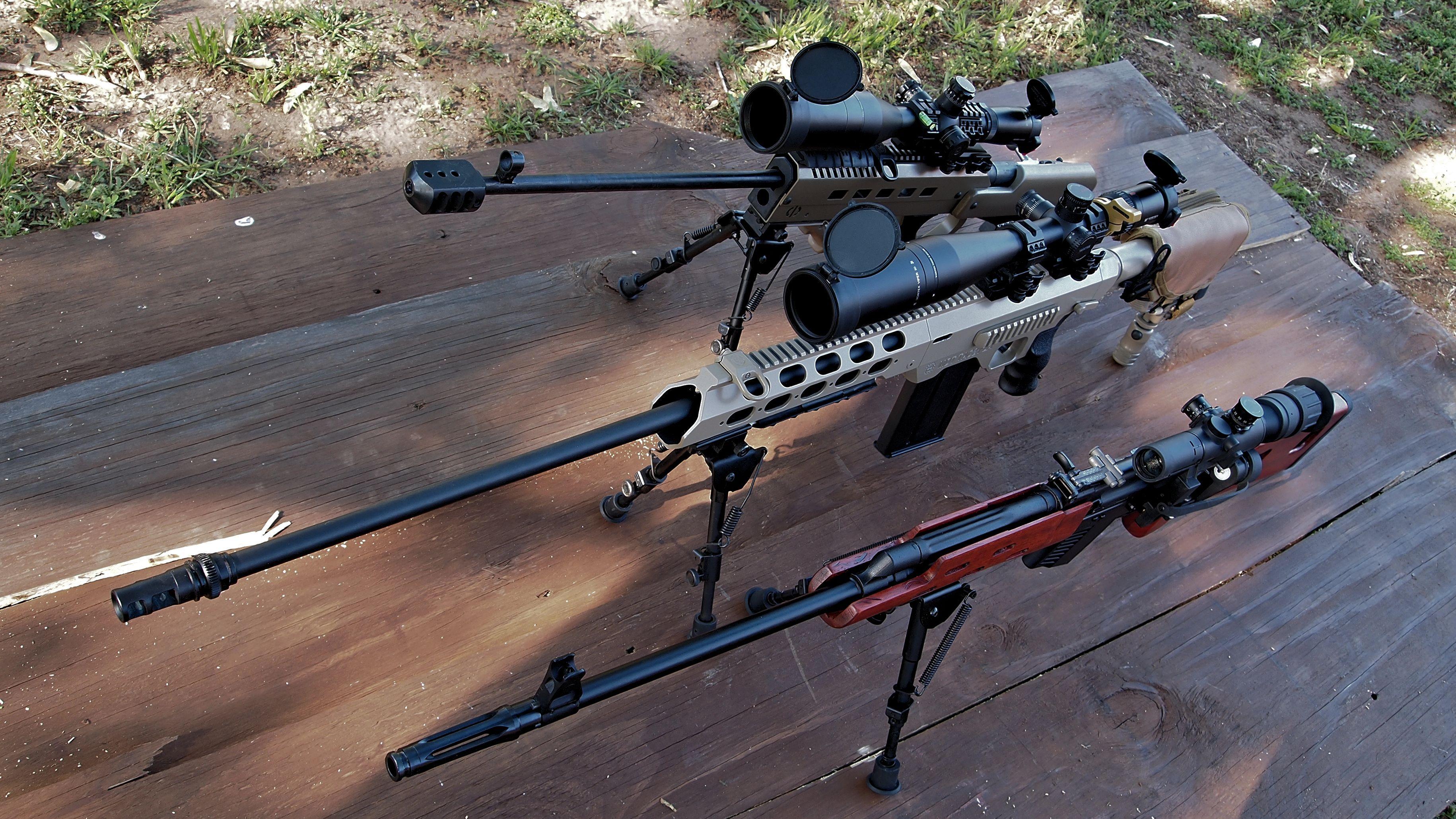 Reapers Trinity #2. 2 DMRs and 1 PSR. #cbrps #remington700 #762x54r #vepr #molot #mdt #300wm #tabuk #posp #psop #mosin #mosinnagant #9130 #dmr #sniper #svd #dragunov #accuracy1st #300WinMag #922rCompliant #DMR #rifle #rhinelandarms #tapco #carolinashooterssupply #csstabuk #tabuk #russian