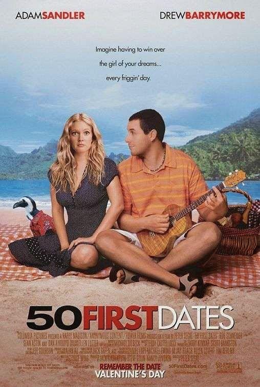 50 First Dates (2004) BRRip 720p Dual Audio [English-Hindi] Movie Free Download http://alldownloads4u.com/50-first-dates-2004-brrip-720p-dual-audio-english-hindi-movie-free-download/