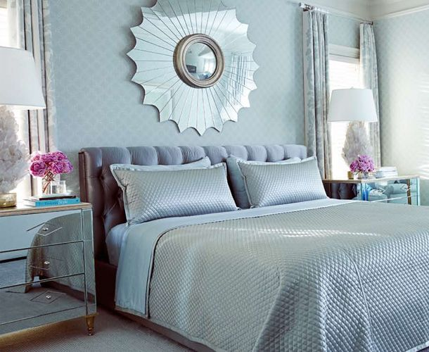 Blue And Grey Bedroom Decorating Ideas