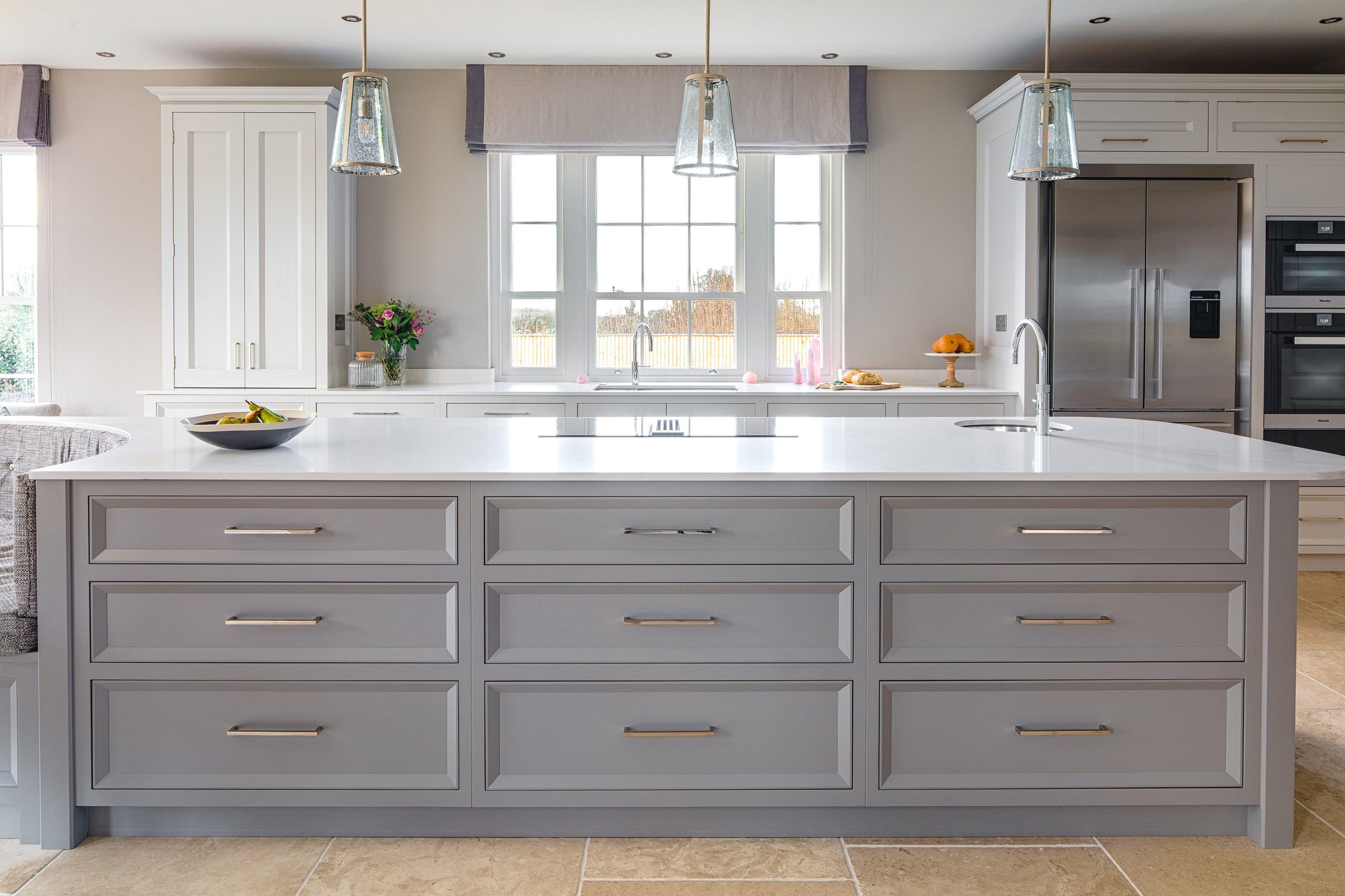 Large Island Home Decor Kitchen Country Kitchen Kitchen Design