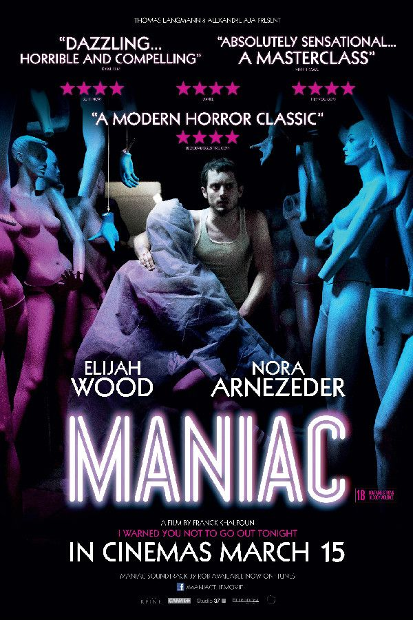 Review of Maniac, the 2012 remake of the 1980 film of the same ...