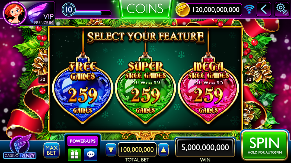 Christmas [Winter Wishes] Slot Game on Behance Slots