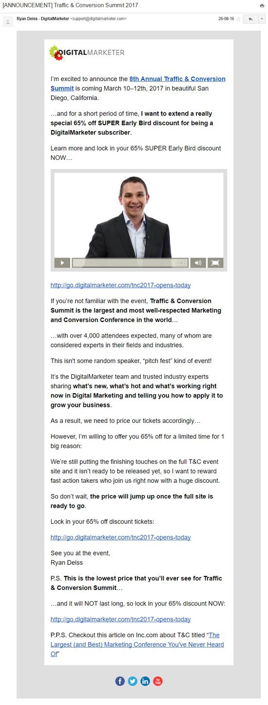 The Ultimate Event Reminder Email Guide Online Organization