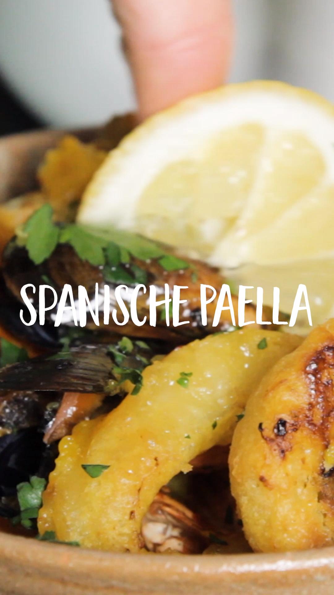 Photo of Original Spanish paella