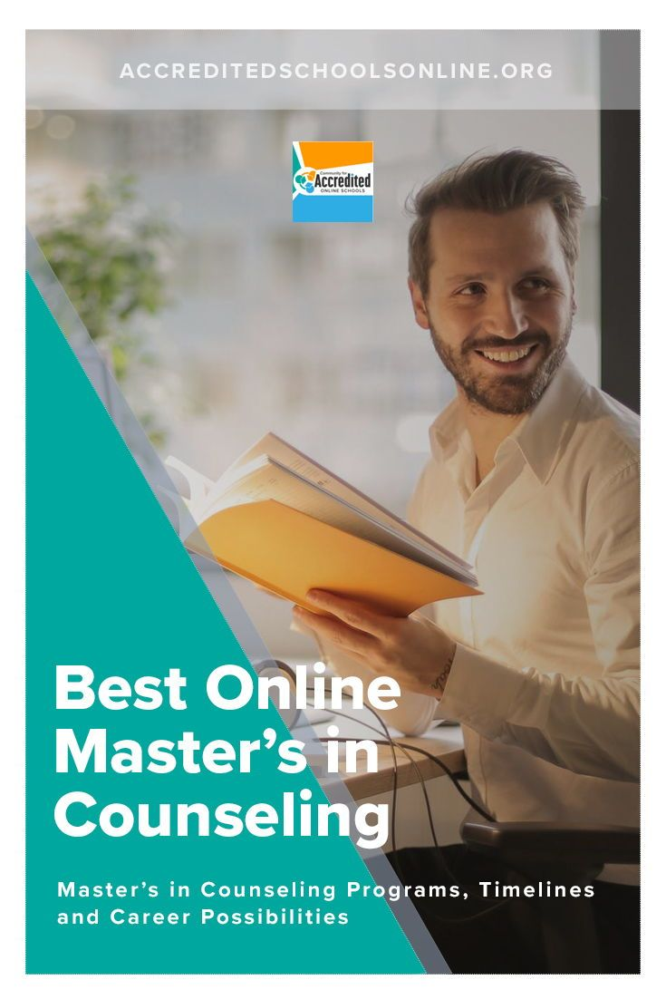Online Masters Degree in Counseling: Search the Best ...