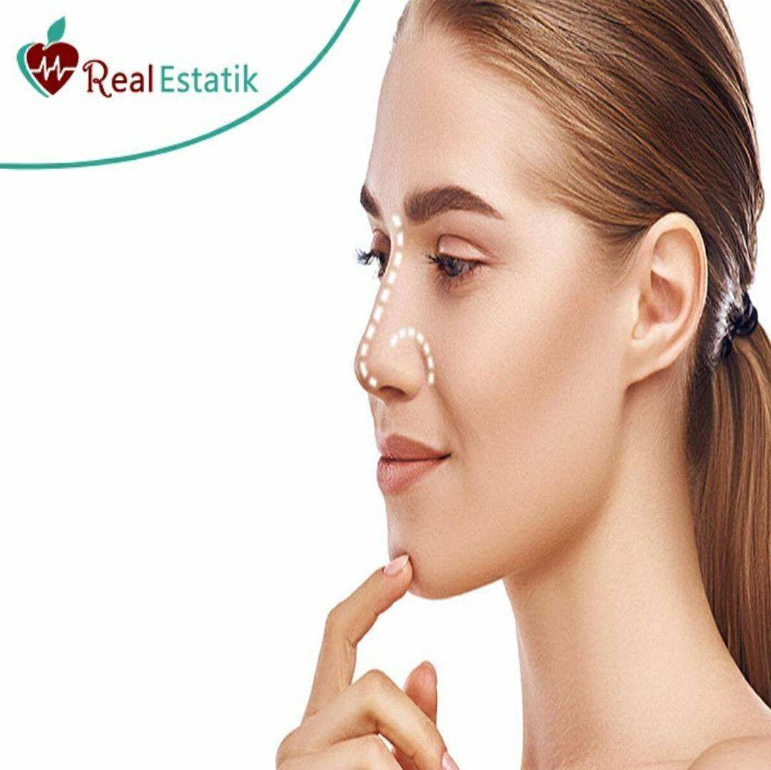 تجميل الانف بدون عمليات Nose Ring Stud Rings