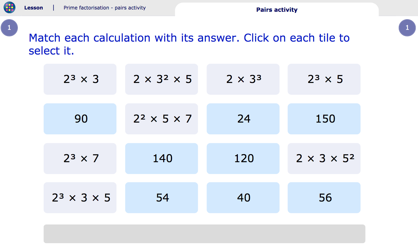 Pin By Miss Penny Maths On Primes