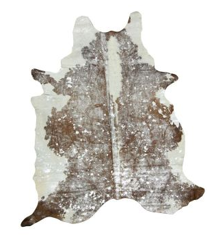 How to care for a cowhide rug