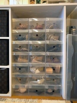 倉本さんのクローゼットで靴収納