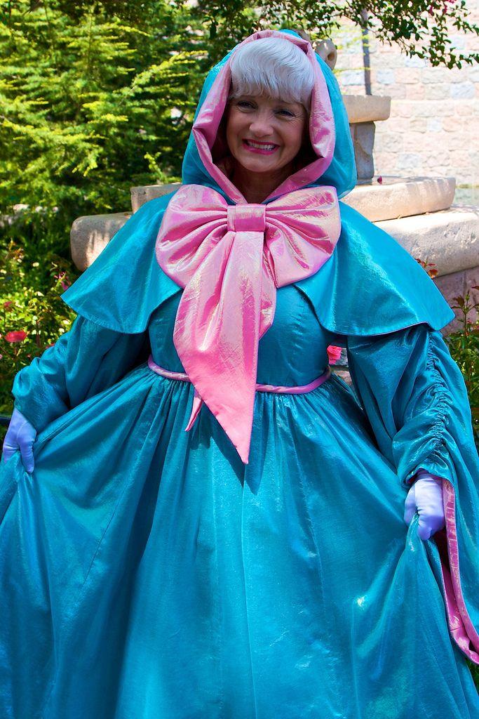 Fairy Godmother Fairy Godmother Godmother Disney Tutu
