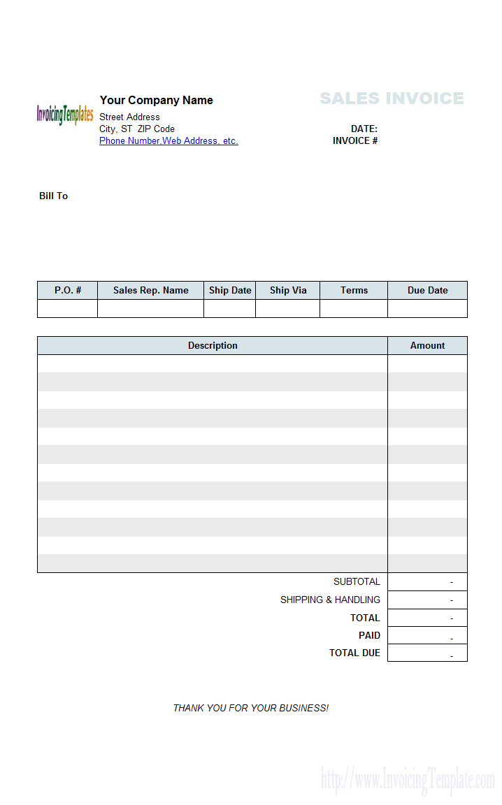 New Zealand Tax Invoice Template Within New Zealand Invoice Template Invoice Template Professional Templates Business Template