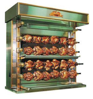 Rotissoire kitchen design pinterest rotissoire - Cuisine design rotissoire ...