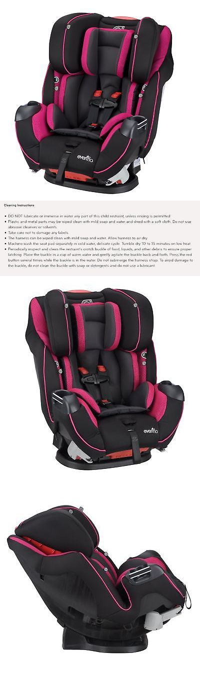 Car Safety Seats 66692: Evenflo Symphony Elite All-In-One ...