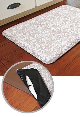 Wellness Mat Cushioned Kitchen Mat Anti Fatigue Mat Solutions