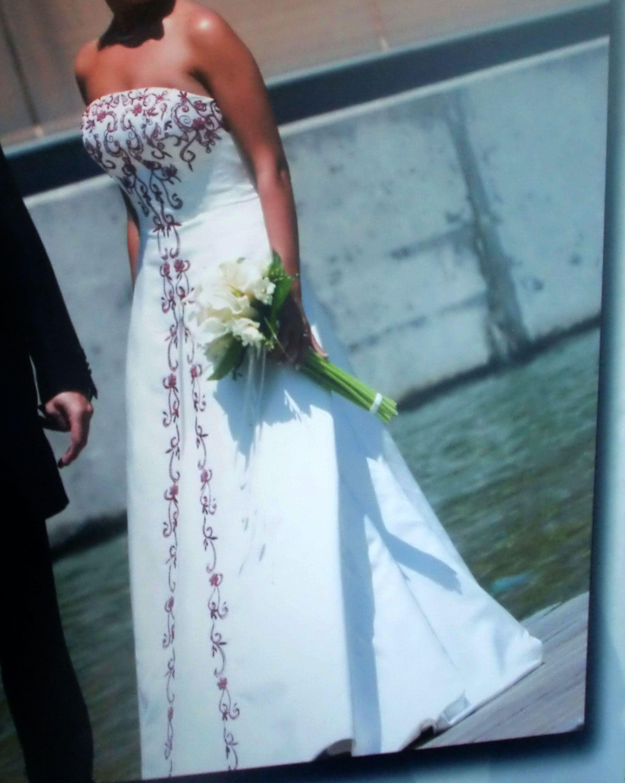 Nuevo vestido publicado! Novias Casajuana – T38 ¡por sólo 350 ...