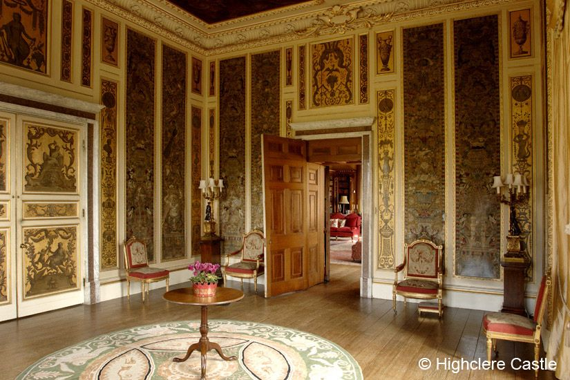 Castle Interior Design Set highclere castle, earl of carnarvon, egyptian antiquities, state
