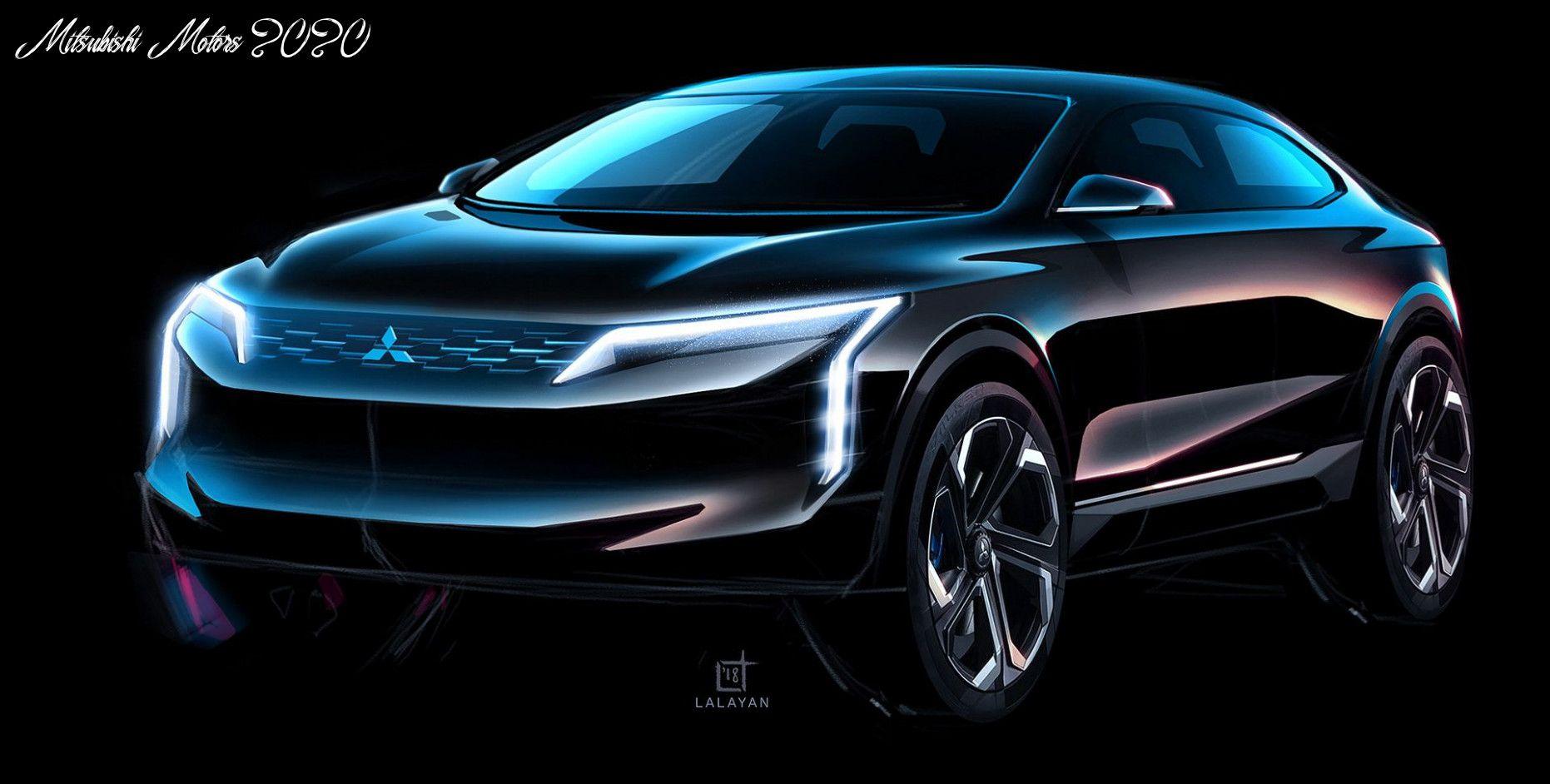 Mitsubishi Motors 2020 Model In 2020 Mitsubishi Cars Mitsubishi Lancer Mitsubishi Evo
