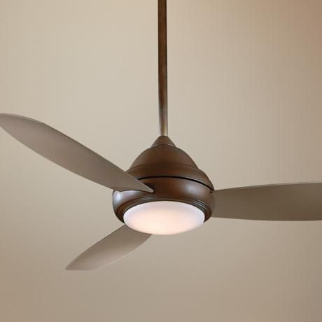 52 Quot Minka Concept 1 Oil Rubbed Bronze Ceiling Fan One