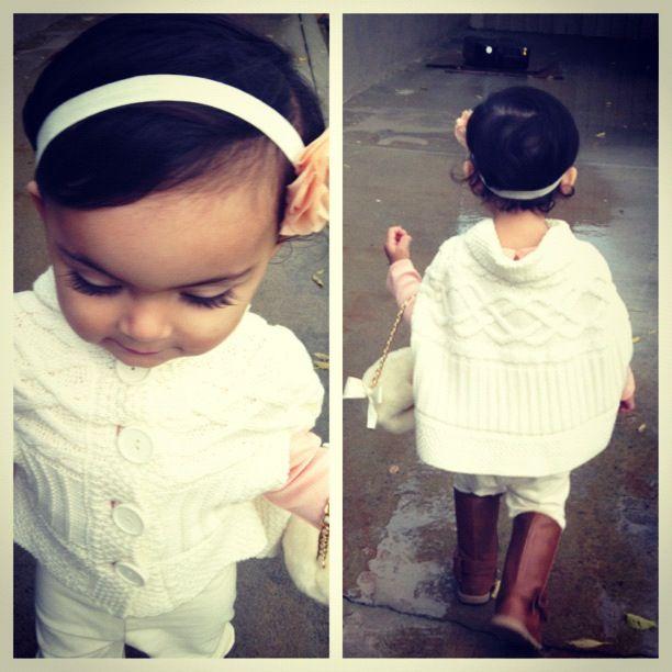 Little miss fashionista