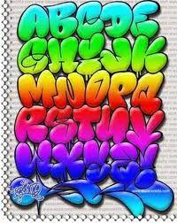 graffiti alphabet bubble letter design picture also best letters images on pinterest writing rh