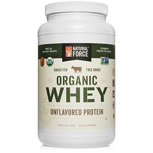 Natural Force Organic Bone Broth Protein Powder Organic Whey Protein Powder Organic Whey Protein Natural Whey Protein