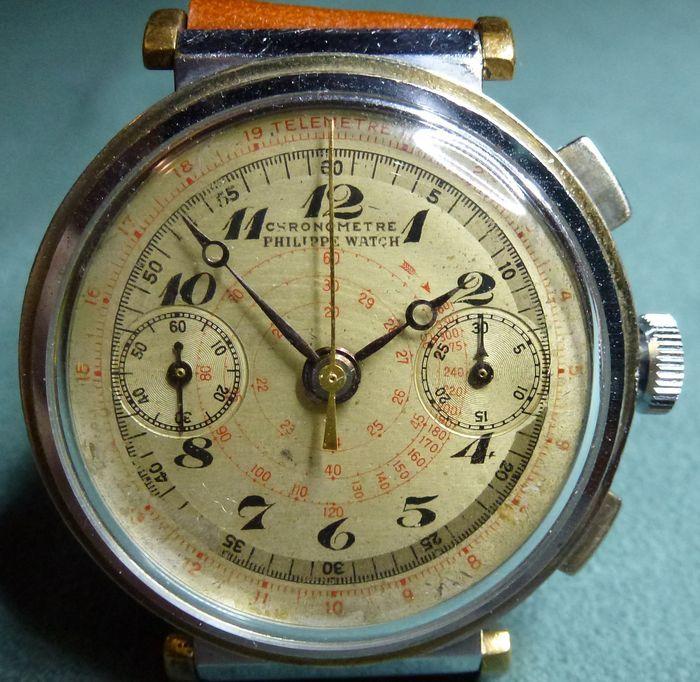c65f1a95bcf6 Attualmente nelle aste di  Catawiki  PHILIPPE WATCH. Orologio da polso da  uomo…