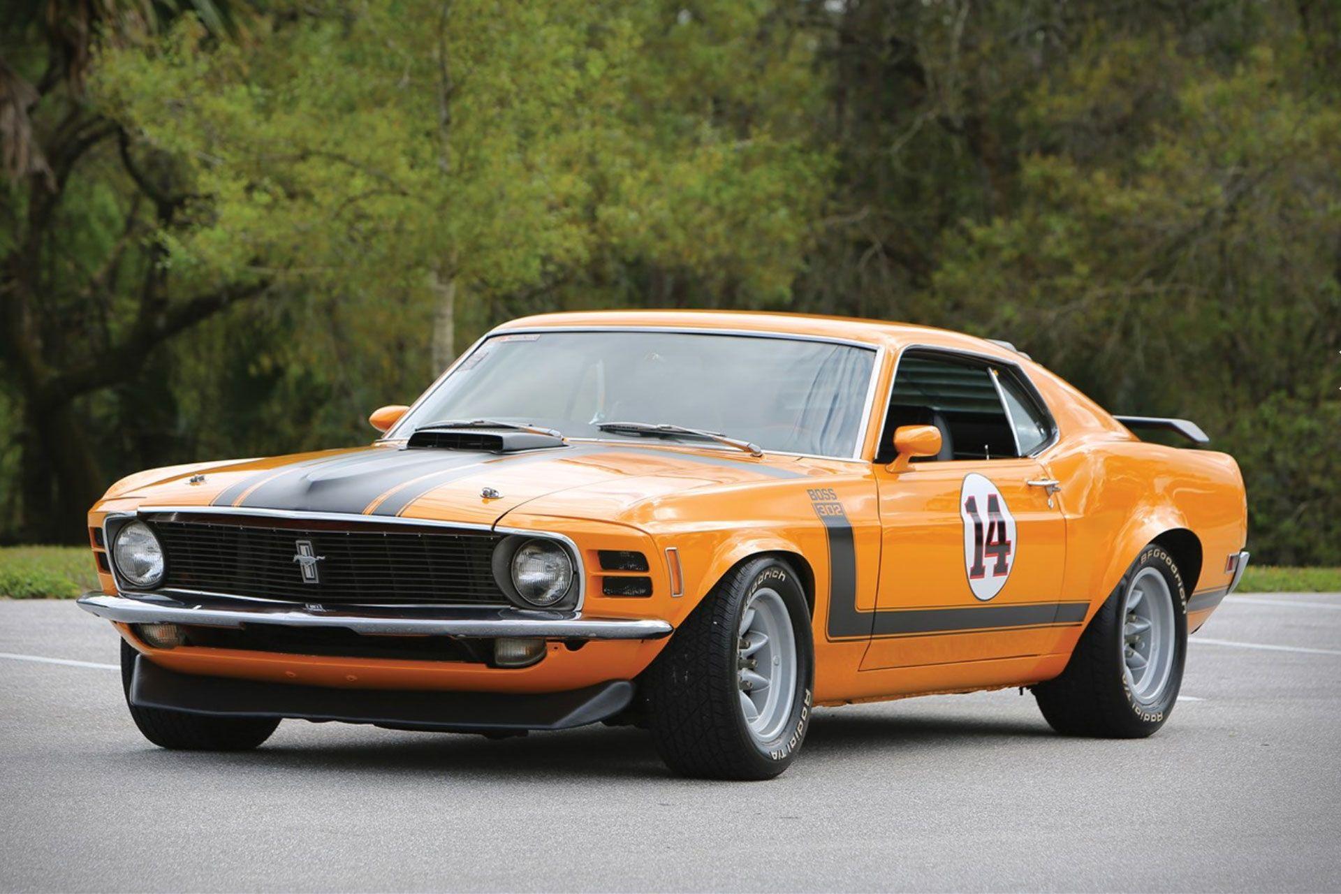 1970 Ford Mustang Boss 302 Ford Mustang Boss Ford Mustang Boss 302 Mustang Boss