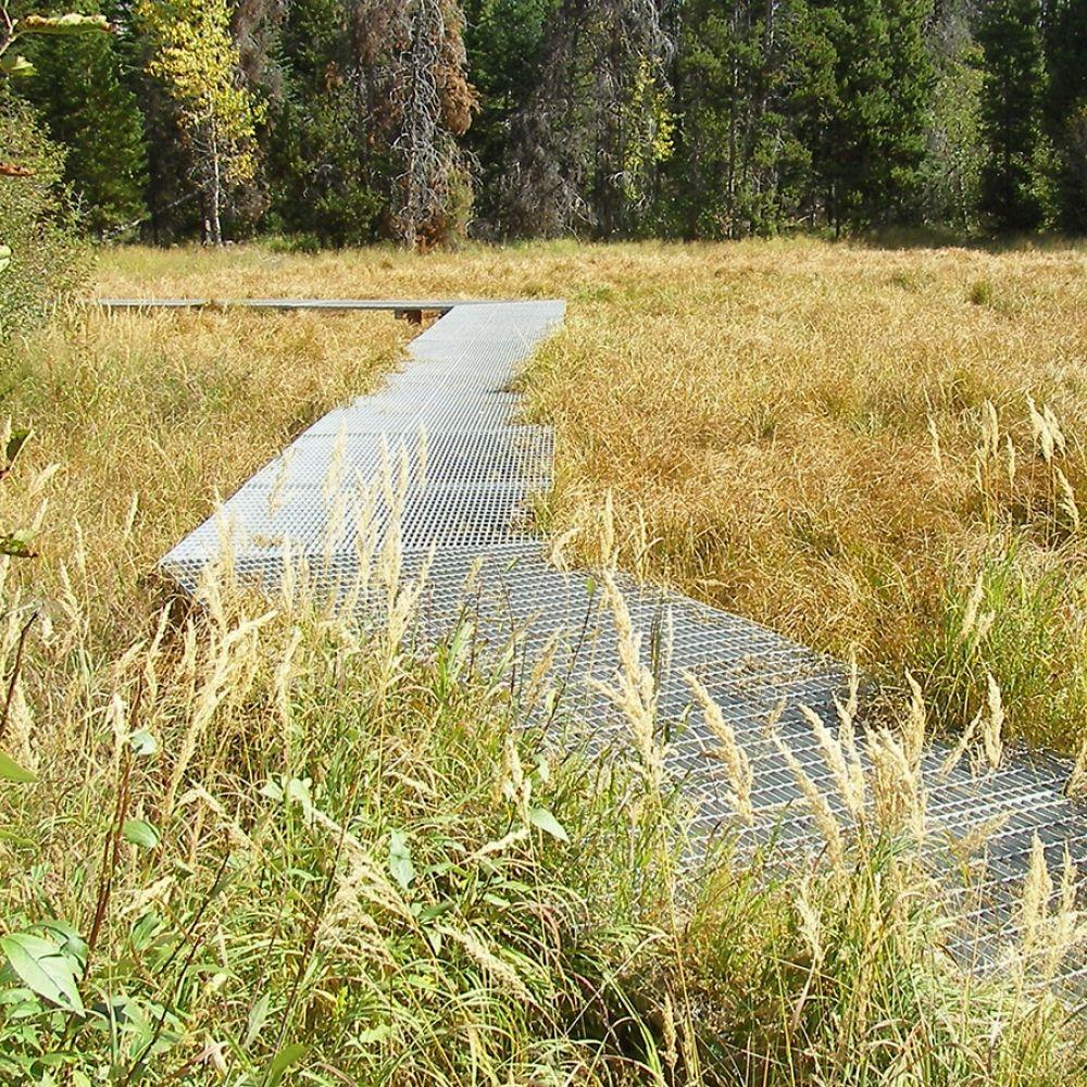 Laurance S. Rockefeller Preserve Landscape design