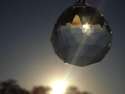 Arte y Meditación: Cristales Facetados