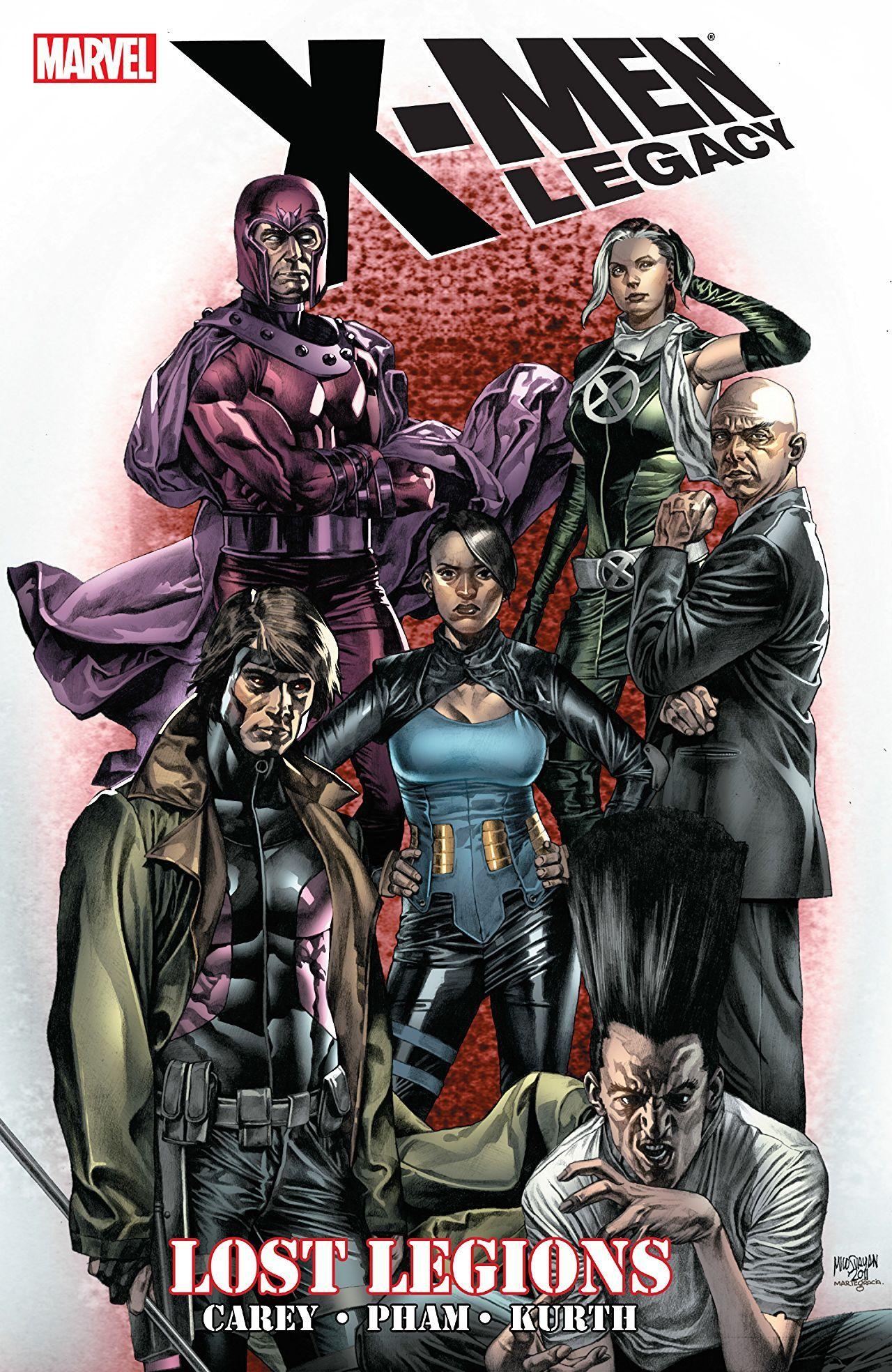 X Men Legacy 2012 2014 4 Comics By Comixology X Men Comics Comic Book Artwork