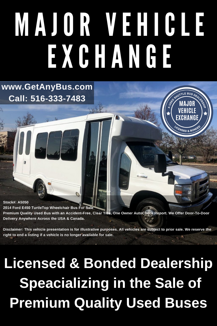 Used Medical Transport Vehicles For Sale 2014 Ford E450