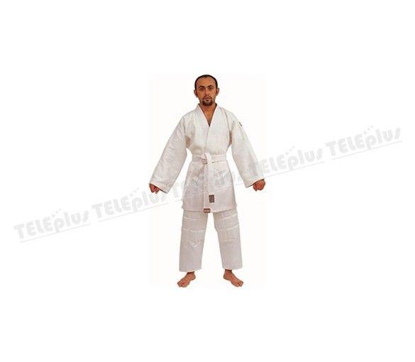 Do-Smai JA-050 Normal Judo ve Aikido Elbisesi - Özel dokuma, 470 gr/m² pamuk + polyester beyaz kumaştan üst giysi, Pantolon ve eteklerde 230gr/m² pamuk+polyester beyaz gabardin kullanılmıştır.   Diz ve dirsekler takviyelidir:110-190 arası 10 ar cm. arayla 9 beden.(Kuşaklı) - Price : TL124.00. Buy now at http://www.teleplus.com.tr/index.php/do-smai-ja-050-normal-judo-ve-aikido-elbisesi.html