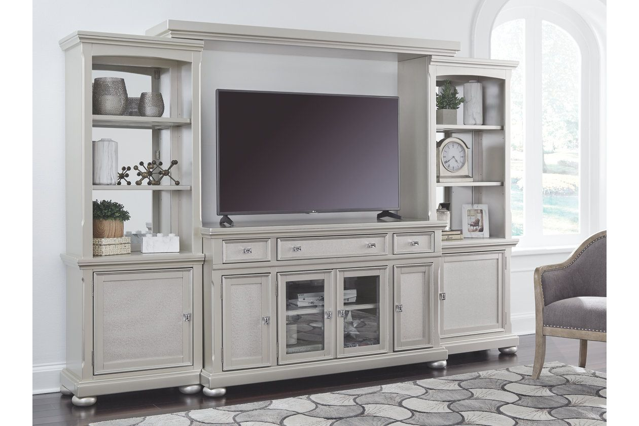 Coralayne 62 Tv Stand Home Entertainment Centers Entertainment