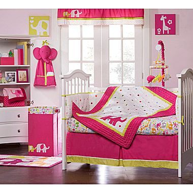 Carter's® Safari Brights Bedding and Accessories - baby Beasley's bedding:)