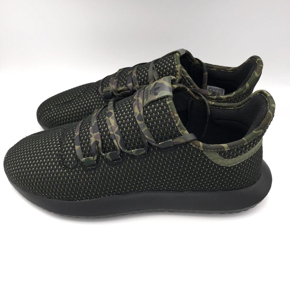 nowy produkt oficjalna strona spotykać się New ADIDAS Originals Tubular Shadow Sneaker Knit Mens black ...