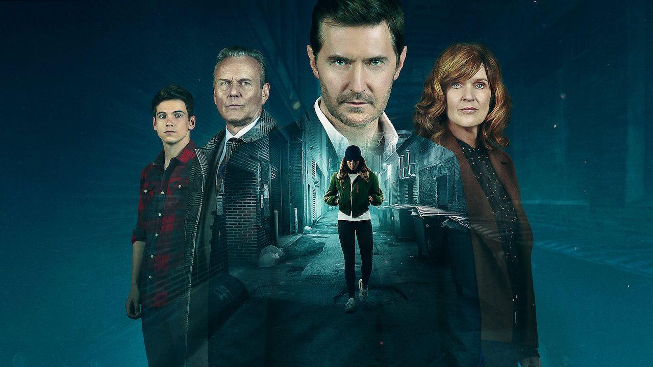 Als Eine Fremde Eine Schockierende Behauptung Uber Adam Prices Ehefrau Aufstellt Macht Dieser Sich Auf Die Verzw The Stranger Netflix Detective Series Netflix