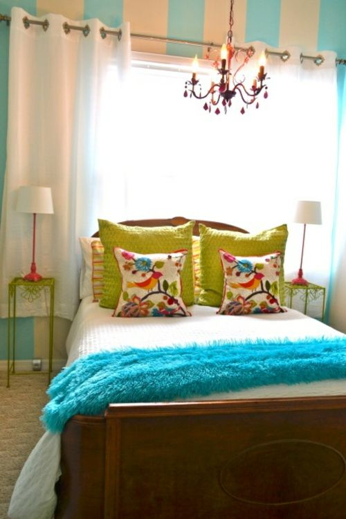 Farbgestaltung fürs Jugendzimmer u2013 100 Deko- und Einrichtungsideen - Deko Fürs Wohnzimmer