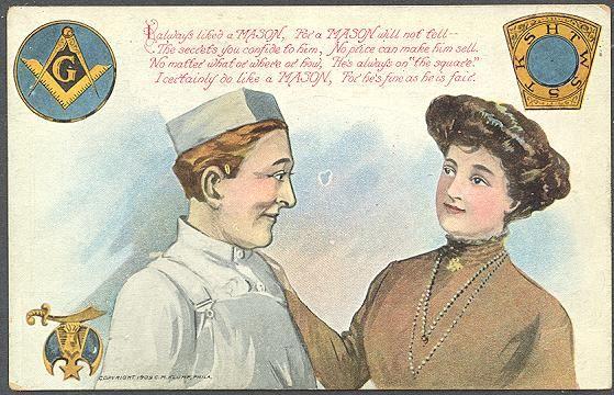 Pin by adriana kon on masonic and secret society symbols pinterest postcards romantic freemasonry romances greeting card romance m4hsunfo Image collections
