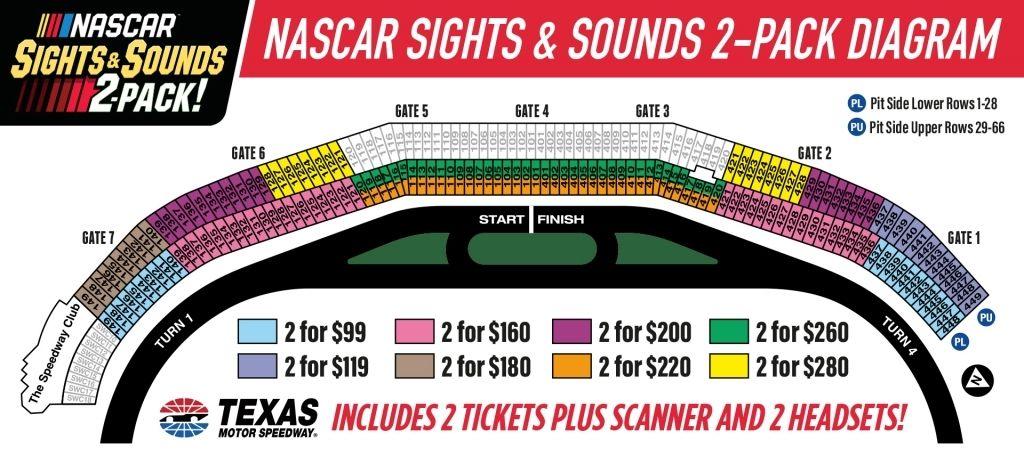 Texas Motor Speedway Seating Map texas motor speedway seating chart | Speedway, Motor speedway