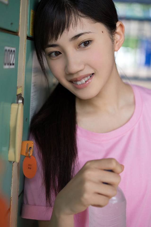 髪のアクセサリーが素敵な北川綾巴さん