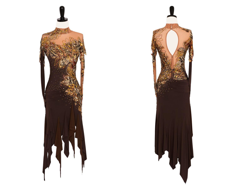 Encore Ballroom Couture | Dance the night away | Pinterest ...