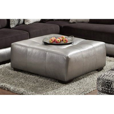 Chelsea Home Furniture Landon Cocktail Ottoman 196355 O
