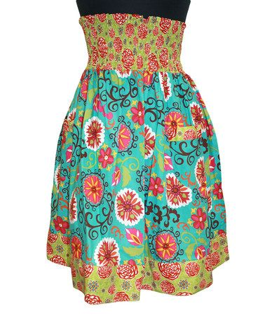 Take a look at this Evening Scarlet Half Apron - Women by asd living on #zulily today!