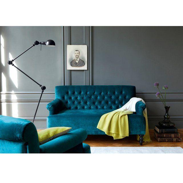 canap 2 places napold la redoute interieurs home decor. Black Bedroom Furniture Sets. Home Design Ideas
