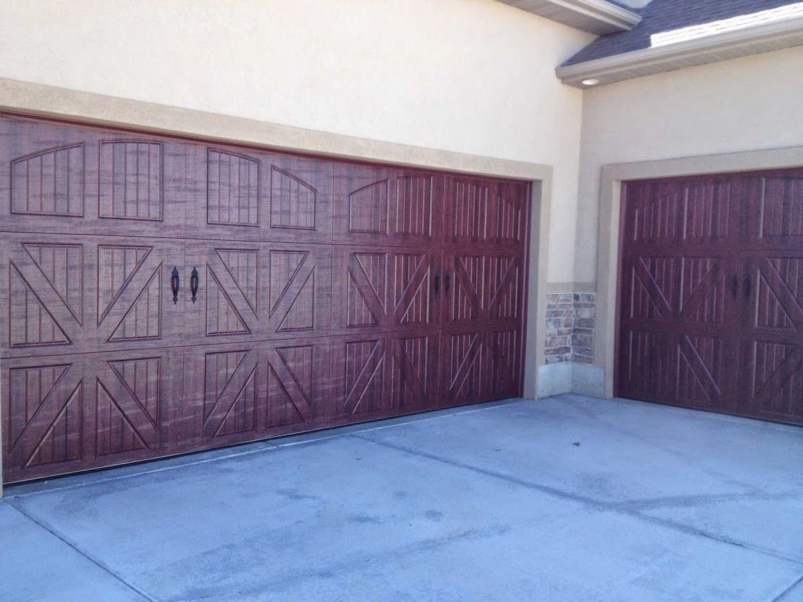 At A Plus Garage Door,we Install And Repair Many Different Types Of Garage  Door Panels So That You Can Achieve The Look And Functionality You Desire.